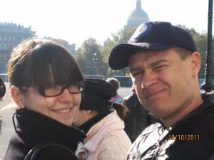 Sveta and Ivan