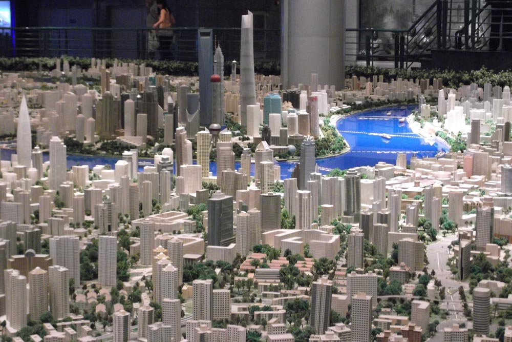 plan for shanghai for the year 2020 unlike many plans this one is